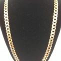 curb link chain